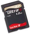 SD-kaartje - mobiel videomedium van de toekomst?
