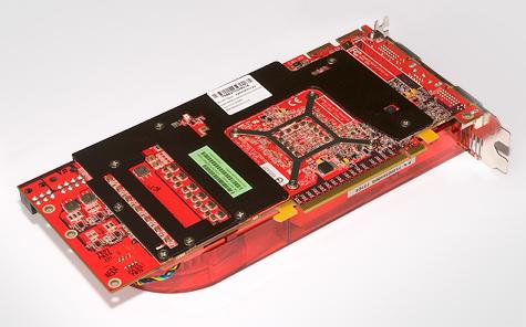 Jetway X29XTEN512Q Radeon HD 2900 XT