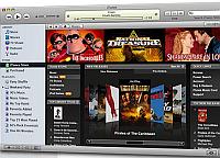iTunes Videostore