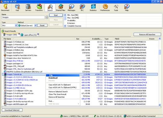 eMule screenshot (resized)