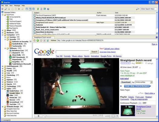 Snarfer screenshot (resized)