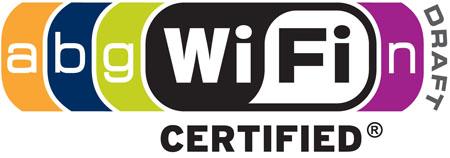 Wi-Fi Alliance Draft 2.0 logo