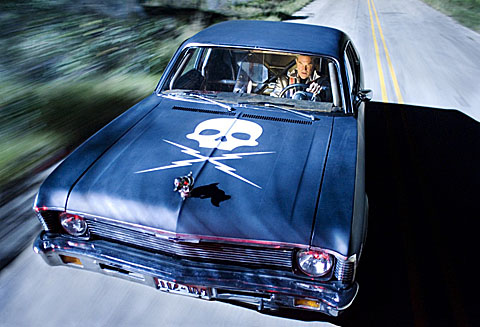 Death Proof Chevy Nova