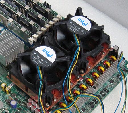 Intel S5000XVN