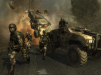 Quake Wars - II (klein)