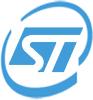 Intel-STMicroelectronics-logomix