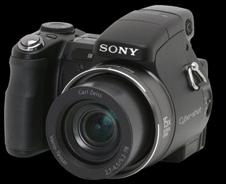 Sony DSC-H9 camera