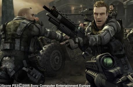 Killzone op PS3