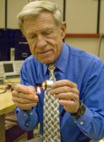 Thermal Acoustic Piezo Energy Conversion
