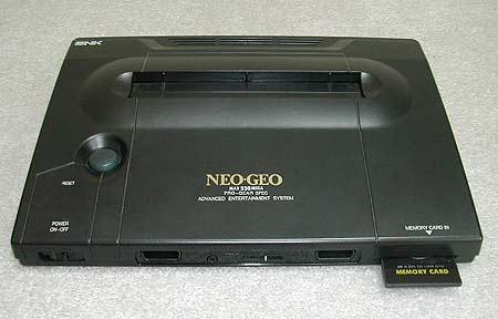Neo Geo-console