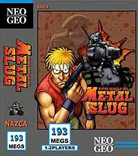 Neo Geo-game