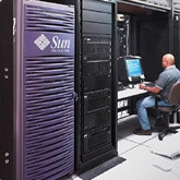 Sun-servers met operator