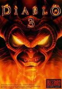 Diablo 3 fake boxart