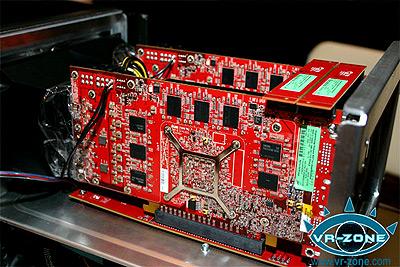 AMD Lasso Crossfire-opstelling