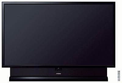 JVC HD-110MH80 met afstandbediening