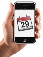 Apple iPhone - 29 juni