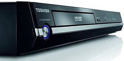 Hd-dvd-speler van Toshiba