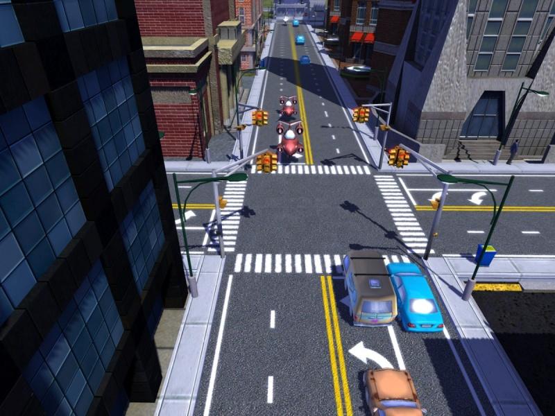 SimCity Societies - straat
