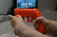 GunCon 3 - oranje versie