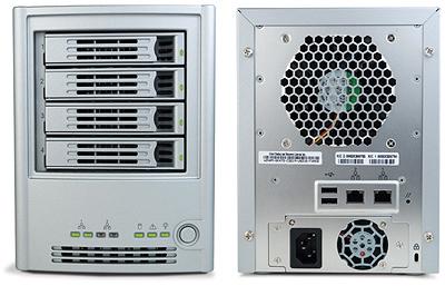 LaCie Ethernet Disk RAID 4TB