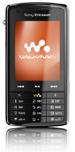 Sony Ericsson W960-mobieltje