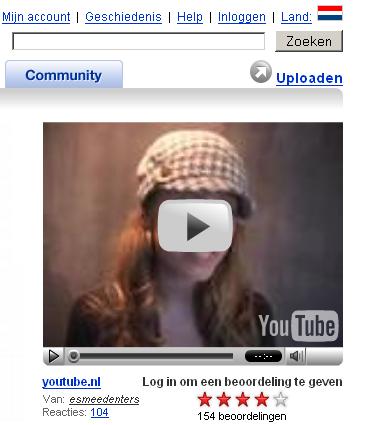 YouTube NL