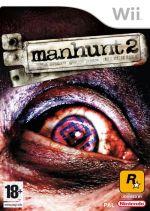 Manhunt 2 - Wii boxart