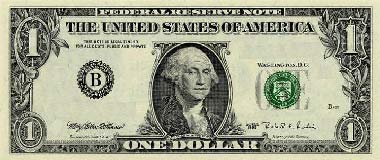 Dollar-biljet