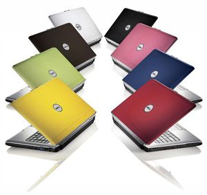 Dell Inspiron Colors