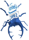 Intel Core 2 Duo-bug
