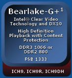 Intel Bearlake G+