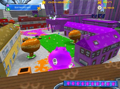 De Blob- screenshot