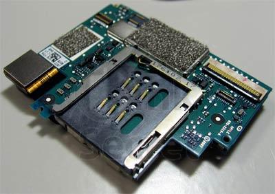 iPhone pcb