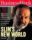 Carlos Slim op BusinessWeek