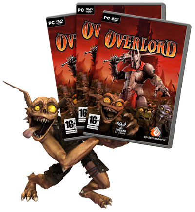 Minion met Overlord-games