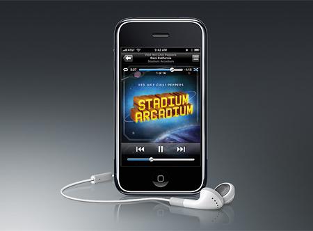 Apple iPhone als iPod