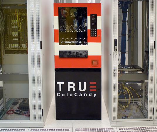 Serverhuizing 30 juni 2007: True ColoCandy