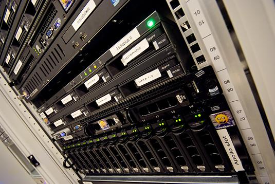 Serverhuizing 30 juni 2007: Database-servers