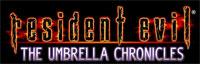 Resident Evil: Umbrella Chronicles - logo