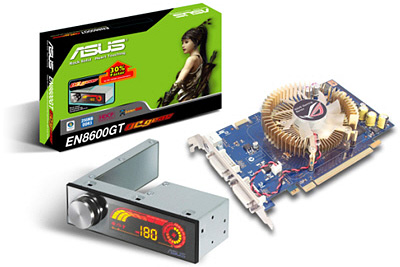 Asus EN8600 GT OC Gear