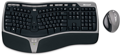 Natural Ergonomic Desktop 7000-desktopset