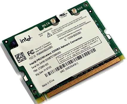 Intel WiFi-module