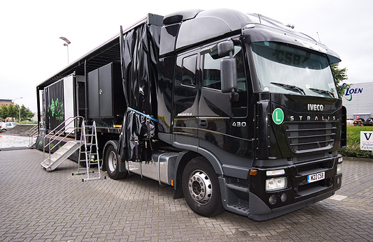 Sun Blackbox event - Truck