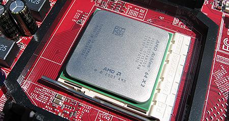 Athlon X2 Be-2350 in moederbordsocket