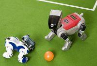 Sony Aibo en Duitse 'new robot'