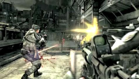 Killzone 2 - ingame beelden