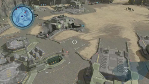 Halo Wars - screenshot