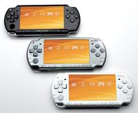 PSP - De drie kleuren