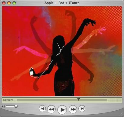 Apple QuickTime screenshot (410 pix)