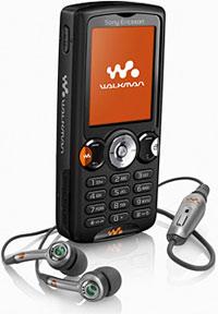 Sony Ericsson Walkman-mobieltje